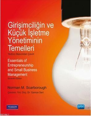 Girişimciliğin ve Küçük İşletme Yönetiminin Temelleri