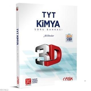 Çözüm TYT 3D Kimya Soru Bankası Yeni