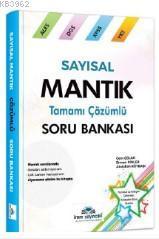 Tüm Sınavlar İçin Sayısal Mantık Çözümlü Soru Bankası