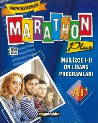1. Marathon Plus İngilizce 1-2 Önlisans Programları A1