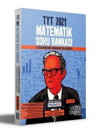 2021 TYT Matematik Soru Bankası 3 Deneme Sınavı İlaveli