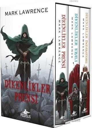 Parçalanmış İmparatorluk Serisi (3 Kitap Takım Kutulu Özel Set)