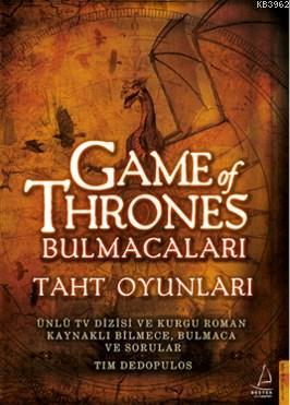 Game Of Thrones Bulmacaları