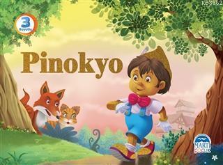 Pinokyo (3 Boyutlu)