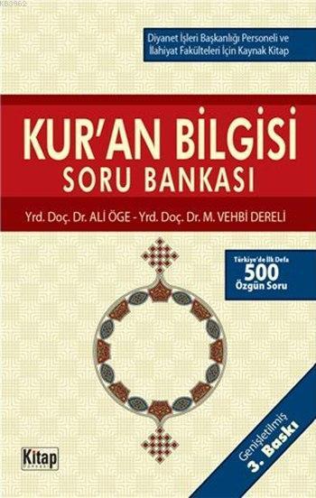 Kuran Bilgisi Tecvîd Soru Bankası