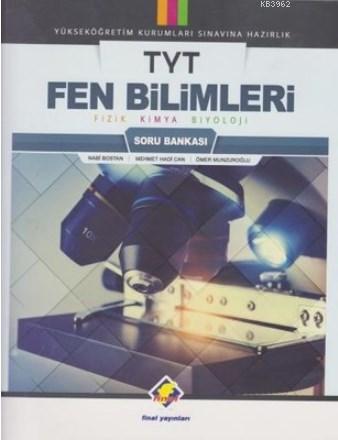 2019 TYT Fen Bilimleri Soru Bankası (Video Çözümlü) Fizik, Kimya, Biyoloji