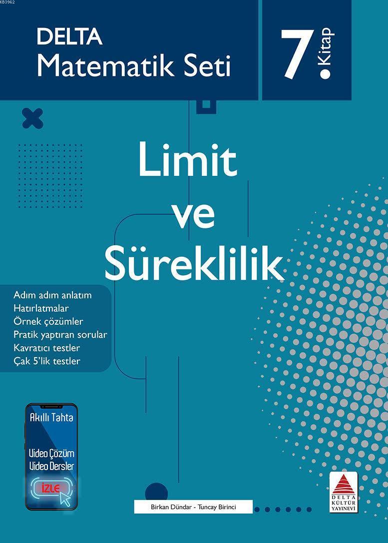 Matematik Seti 7 Limit ve Süreklilik