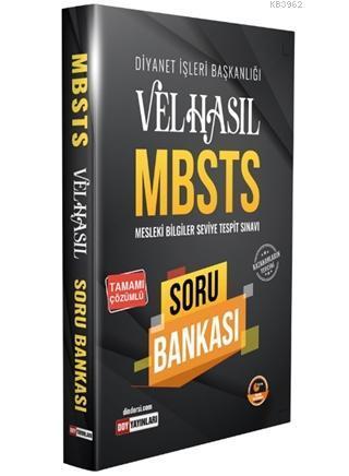 2020 Velhasıl MBSTS Tamamı Çözümlü Soru Bankası