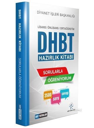 DHBT Sorularla Öğreniyorum Hazırlık Kitabı 2020