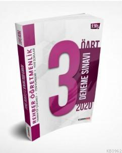 2020 ÖABT Rehber Öğretmenliği PDF Çözümlü 3 lü Deneme Seti