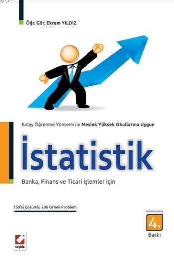 İstatistik; Bankacılık, Finans ve Ticari İşlemler İçin