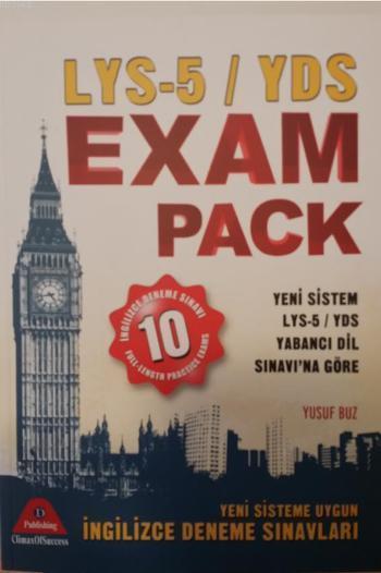 LYS - 5 / YDS Exam Pack