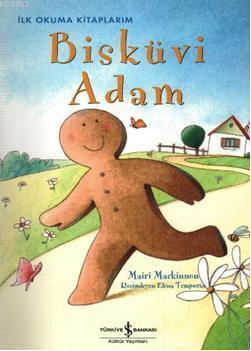 Bisküvi Adam; İlk Okuma Kitaplarım