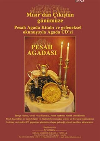 Pesah Agadası (Ciltli)