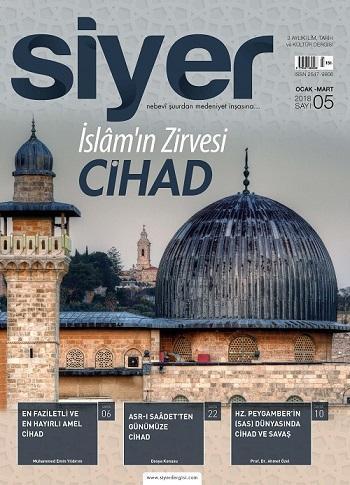 Siyer İlim Tarih Dergisi - 5. Sayı