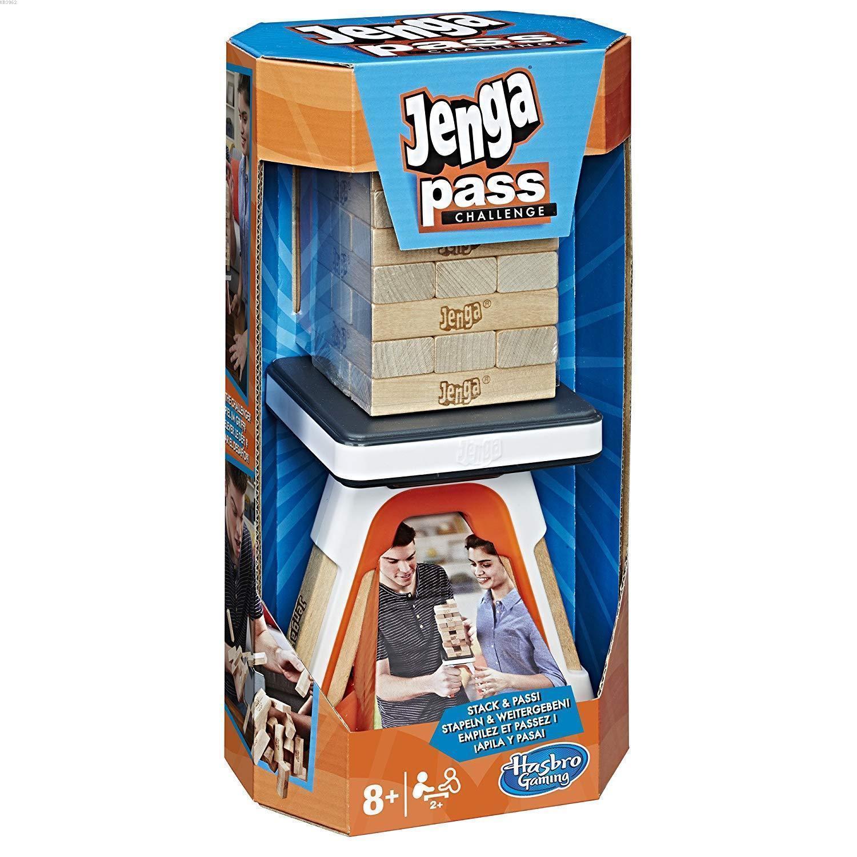 Hasbro E0585 Jenga Pass