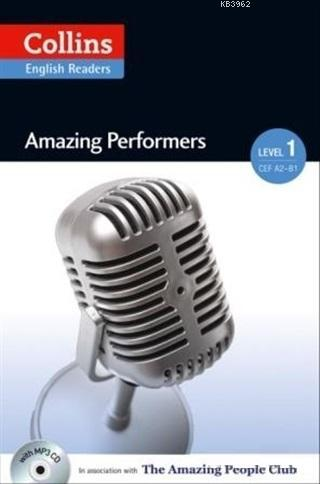 Amazing Performers +CD (A.People Readers 1) A2