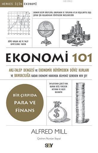 Ekonomi 101; Bir Çırpıda Para ve Finans
