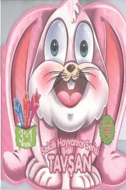 Şekilli Hayvanlar Serisi-Tavşan