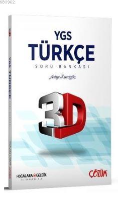 YGS 3D Türkçe Soru Bankası