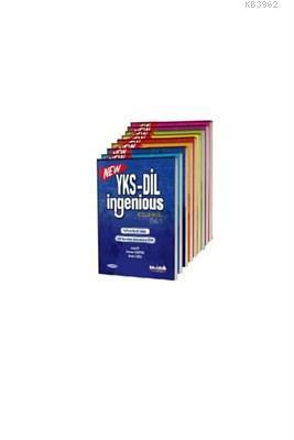 Kurmay Yayınevi Hazırlık YKS-DİL New More & More Ingenıous  (9 Kitap)