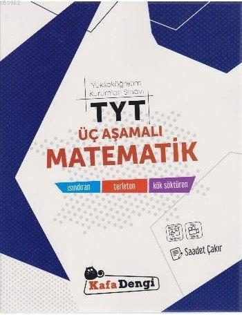 TYT Üç Aşamalı Matematik Soru Bankası