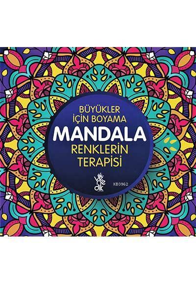 Renklerin Terapisi Mandala