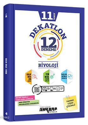 11.Sınıf Dekatlon Biyoloji 12 Deneme