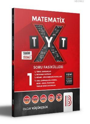 TYT Matematix Soru Fasikülleri -1