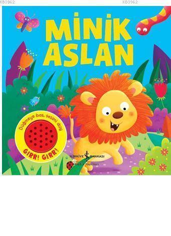 Minik Aslan; Sesli Kitap