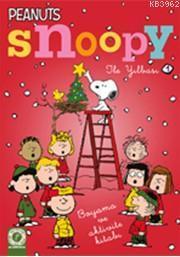 Snoopy ile Yılbaşı 1; Boyama ve Aktivite Kitabı