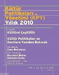 Kültür Politikaları ve Yönetimi (KPY) - Yıllık 2010