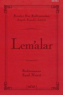 Lem'alar (Çanta Boy); Risale-i Nur Külliyatından Lügatlı, Kaynaklı, İndeksli