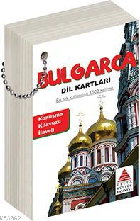 Delta Kültür Yayınları Bulgarca Dil Kartları Delta Kültür