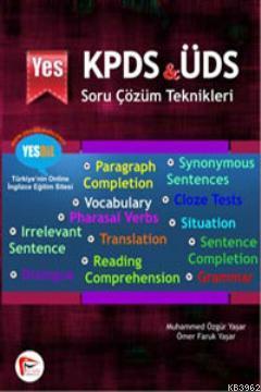 Yes KPDS ÜDS Soru Çözüm Teknikleri