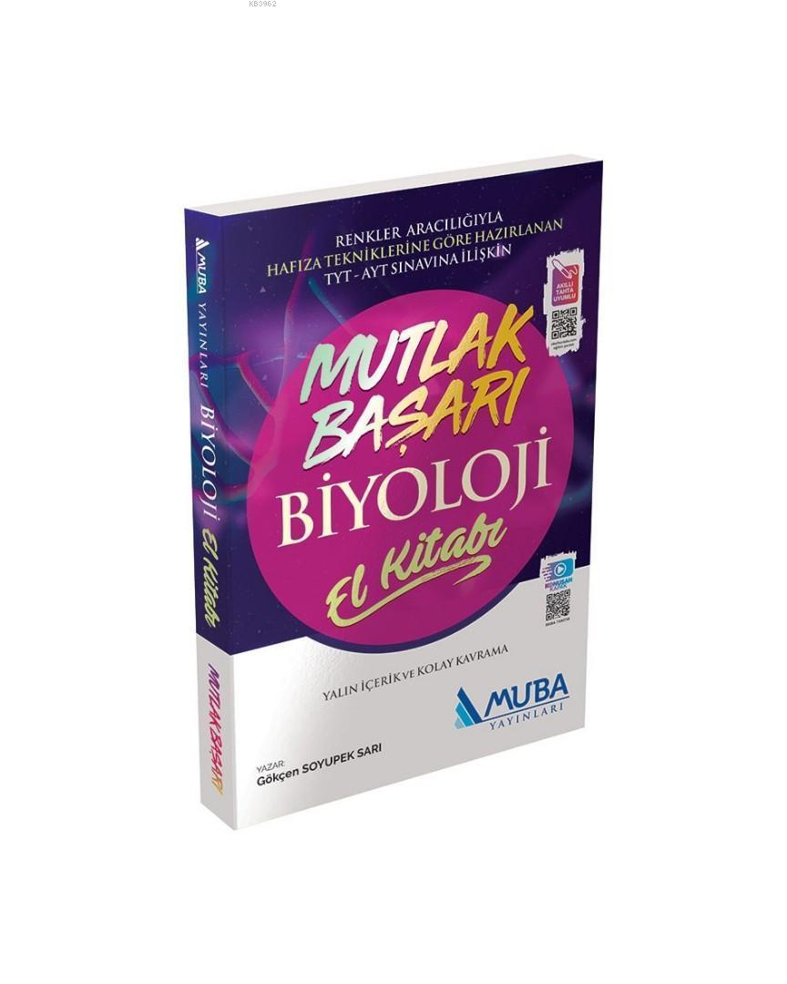 Muba Yayınları YKS Biyoloji El Kitabı Muba