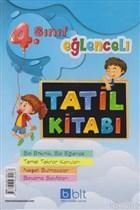 4. Sınıf Eğlenceli Tatil Kitabı