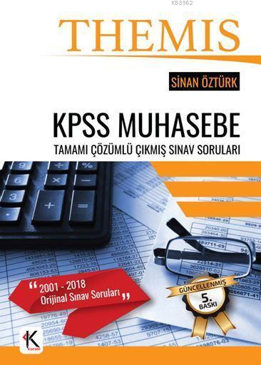 Themıs Kpss Muhasebe Tamamı Çözümlü Çıkmış Sınav Soruları