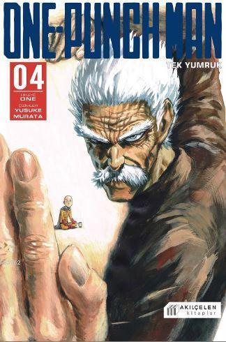 One-Punch Man - Cilt 4; Tek Yumruk