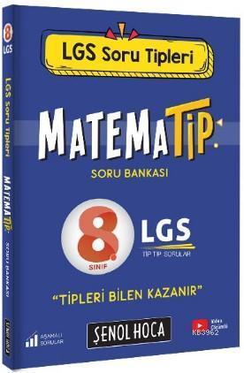 Şenol Hoca Yayınları LGS MatemaTİP Soru Bankası