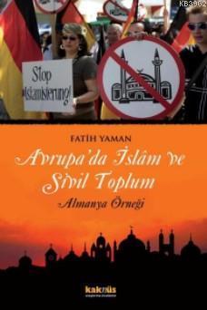Avrupa'da İslam ve Sivil Toplum; Almanya Örneği
