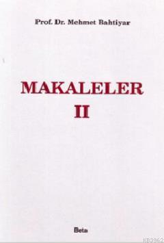 Makaleler II