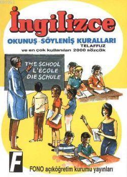 İngilizce Okunuş-Söyleniş Kuralları; Telafuz ve En Çok Kullanılan 2000 Sözcük