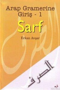 Arap Gramerine Giriş 1 - Sarf