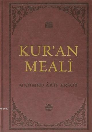 Kur'an Meali (Kuşe-Yaldızlı); Fatiha Suresi-Berae Suresi