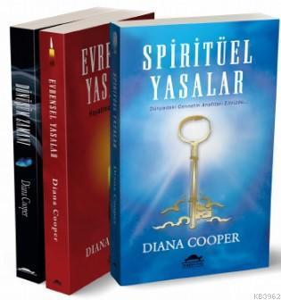Maya Diana Cooper Seti - 3 Kitap Takım