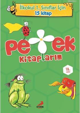 Petek Kitaplarım (15 Kitap); İlkokul 1. Sınıflar için