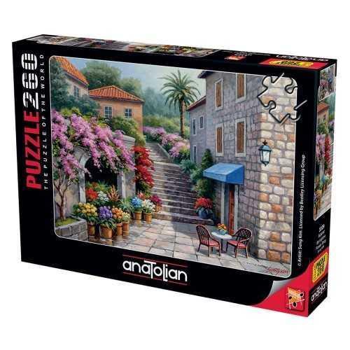 Anatolian Puzzle - 260 Parça - İlkbahar