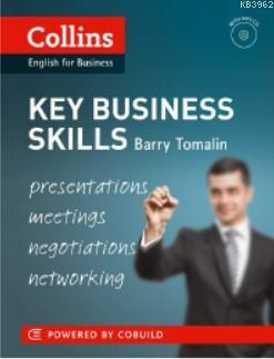 Collins Key Business Skills +Audio available online