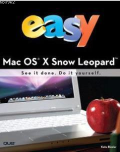 Easy Mac OS X Snow Leopard